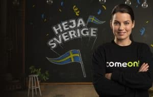 ComeOn Sverige-halsduk